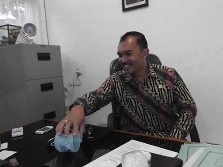 U. Basuki Eko. (Foto: John).