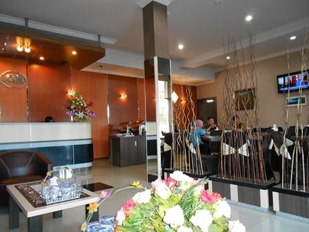 Inilah Hotel & Resto Bintang Redannte di Kabupaten Garut, Jabar. (Foto: John).