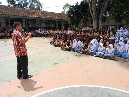 Syam Sumaryana, SH, MH Advokasi P4GN. (Foto: John).