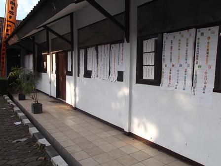 Komplek Perkantoran KPU Kabupaten Garut. (Foto : John).