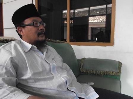 Agus Muhammad Soleh. (Foto: John).