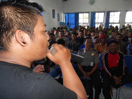 Testimoni Kang Aboy. (Foto: John).