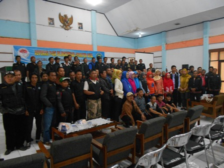 Advokasi P4GN : ditemukan 251 narkoba jenis New Psychoactive Substance (NPS) di dunia, dan sebanyak 24 jenis baru di antaranya ditemukan di Indonesia. (Foto: John).