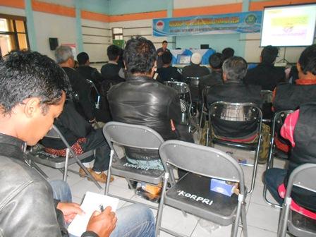 Ilustrasi, Peserta Advokasi P4GN Antara Lain dari Kecamatan Limbangan, Leles, Kersamanah dan Kecamatan Selaawi. (Foto: John).