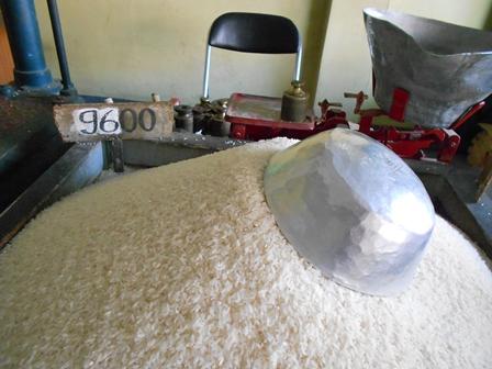 Ilustrasi, Harga Beras Produk Lokal Garut Sempat Bertengger Pada Harga Rp9.600/kg. (Foto : John).