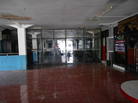 Ilustrasi, Gedung Bioskop di Garut Berkondisi Kian Memprihatinkan. (Foto: John).