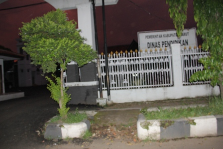 Ilustrasi, Disdik kabupaten Garut, Jabar. (Foto : John).