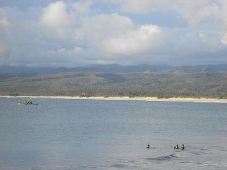 Ilustrasi, Perairan Lepas Pantai Selatan Garut. (Foto: John0.