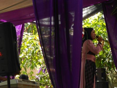 Ilustrasi, Pesta Nikah. (Foto: John).