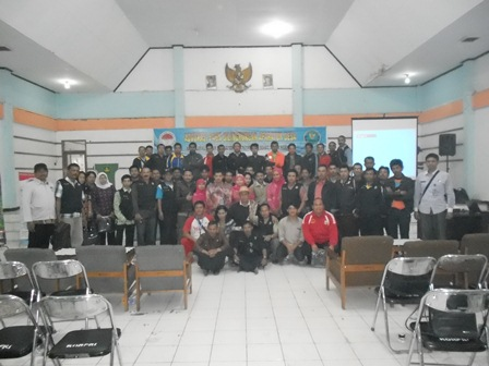Peserta Advokasi P4GN, Jum'at (13/12). Foto: John.