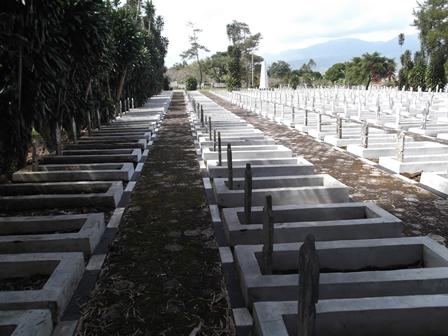 Ilustrasi, Taman Makam Pahlawan (TMP) Tenjolaya Garut. (Foto: John).