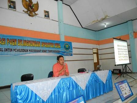 Yana Mardiana Berbagi Informasi Penyalahgunaan Narkoba pada Beberapa Daerah di Indonesia Termasuk Batam. (Foto : John).
