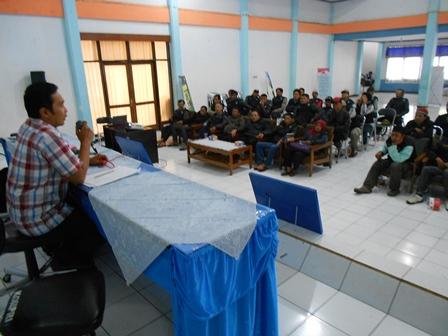Advokasi P4GN, Salah Satu Upaya Aksi Global Bebaskan Masyarakat Kabupaten Garut, Jabar, Dari Penyalahgunaan dan Peredaran Gelap Narkoba. (Foto: John Doddy Hidayat).