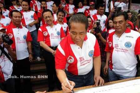 Kepala BNN, Dr Anang Iskandar. (Foto: Humas dan Dokumentasi BNN).