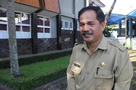 Ir H. Eddy Muharam, M.Si (Foto: John Doddy Hidayat).