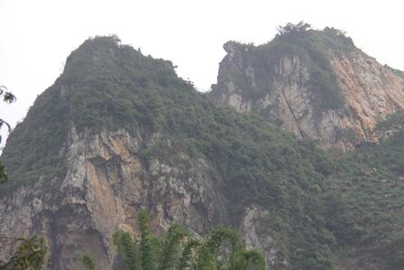 Gunung, dan Perbukitan Kapur.