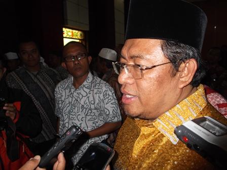 Inilah, Gubernur Jabar, Ahmad Heryawan. (Foto: John Doddy Hidayat).