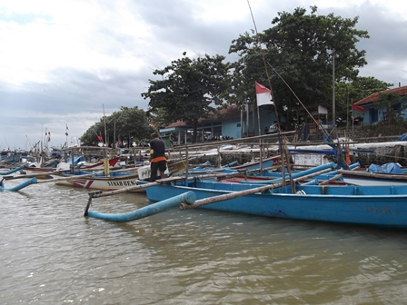 Ilustrasi. Inilah Nelayan Tradisional Garut, Jabar. (Foto: John Doddy Hidayat).
