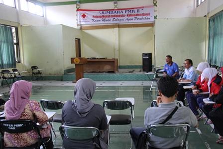 Sarasehan Pembina, Jum'at (03/01-2014).