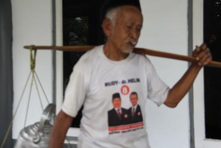 Ilustrasi, Rakyat Sangat Perlukan Pemimpin Waras. (Foto: John Doddy Hidayat).