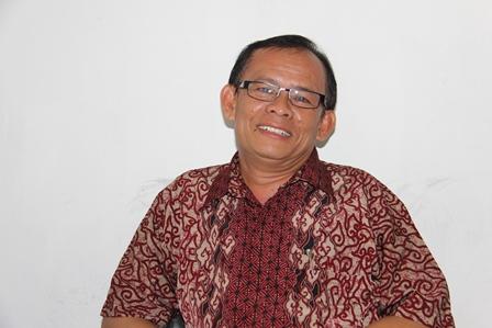 Agus Haryanto. (Foto: John Doddy Hidayat).