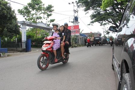 Kaula Muda Garut Masa Kini, Sabtu (01/02-2014). Foto: John Doddy Hidayat.