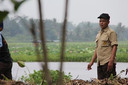 Sosok Sangat Peduli Lingkungan di Kabupaten Garut, Jabar, Nyaris Terlupakan.
