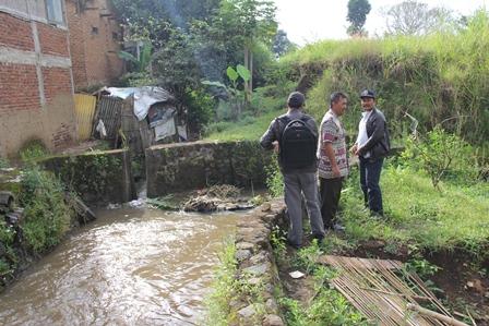 Cilutung Sumber Banjir. (Foto: John Doddy Hidayat).