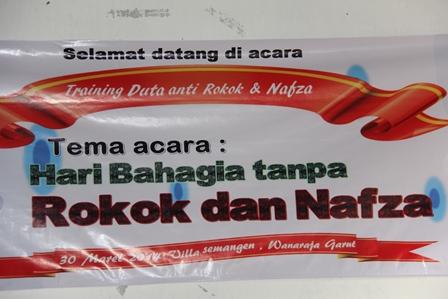 Seminar di Wanaraja Garut, Ahad (30/03-2014).