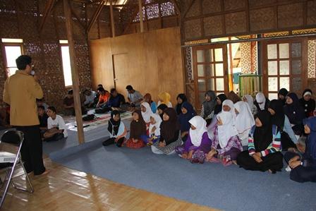Seminar Kesehatan Diselenggarakan KAMMI.