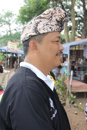 Kepala BPBP Garut. (Foto: John Doddy Hidayat).