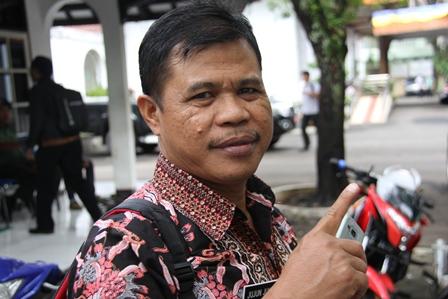 Jujun Juhana. (Foto: John Doddy Hidayat).