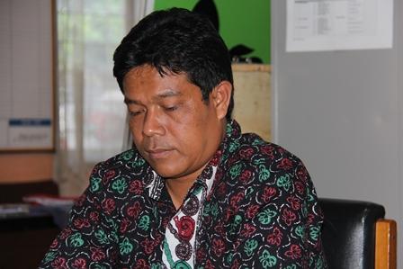 Mahmud Rochmat. (Foto: John Doddy Hidayat).
