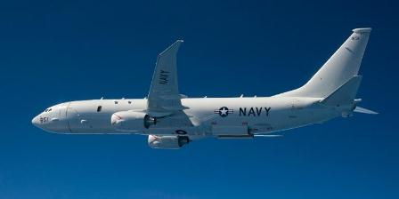 P-8 Poseiodn milik US Navy. (navaair.navy.mil).
