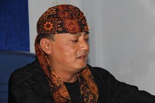 Plt. Kepala Dishub kabupaten Garut.