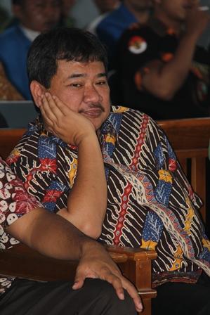 Rudy Gunawan. ( Foto : John Doddy Hidayat ).