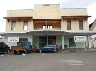 Ilustrasi. Bekas Gedung Bioskop di Garut. (Foto: John Doddy Hidayat).