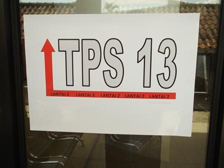 Ilustrasi. TPS 13 RSU dr Slamet Garut, Jabar. (Foto: John Doddy Hidayat).