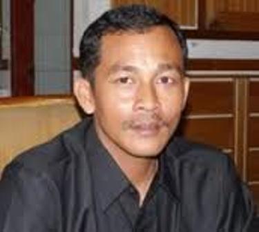 Ahmad Bajuri. (Foto : John Doddy Hidayat).