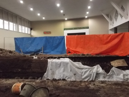 Renovasi Diupayakan Tuntas Sebelum Ramadhan.
