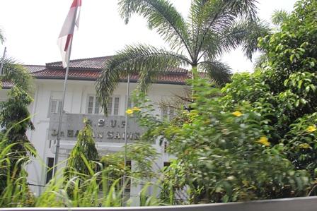 Ilustrasi. RSHS Bandung. (Foto: John Doddy Hidayat).