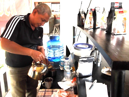 Garoet Coffee Boehoen.