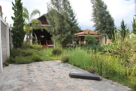 Vila di Garut Disita KPK. (Foto: JDH).