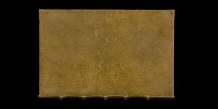 Des destinées de l'ame, buku bersampul kulit manusia. (The Verge )
