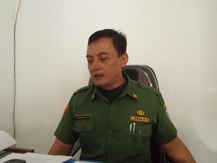 Kabag Perekonomian Setda Kabupaten Garut, Firman Karyadin.