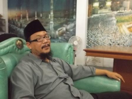 KH. Agus Muhammad Soleh.