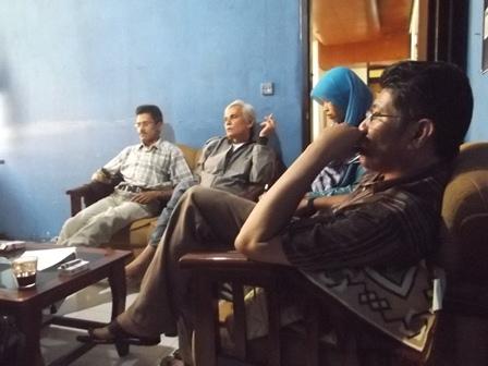 Sebagian Jajaran Keluarga Besar DPD Partai NasDem Kabupaten Garut.
