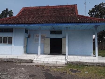 Gedung Utama Markas PMI Kabupaten Garut, Berkondisi Semakin Tak Memadai.