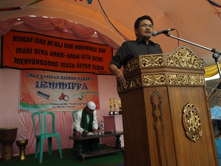 Ust. Ahab Syihabuddin.