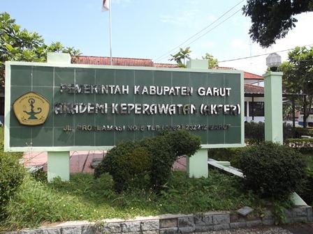 Kampus Akper Garut.